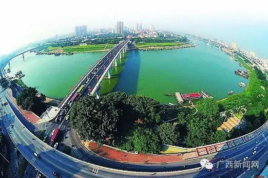 1668,看懂南宁江南核心,从交通开始