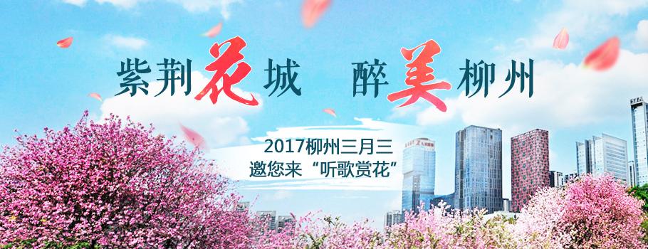 """2017柳州""""壮族三月三・八桂嘉年华"""""""