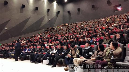 五一影城盛大开业 南宁兴宁区再添电影文化新名片