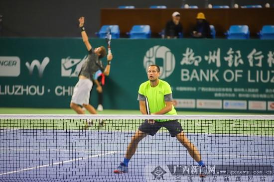 2019柳州国际网球公开赛男子赛事圆满收官