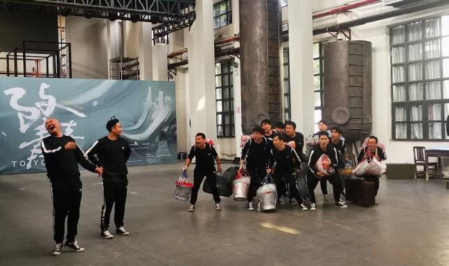 音乐剧《致青春》观众见面会在威尼斯人网站工业博物馆举行