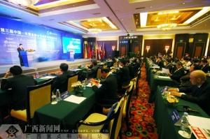 中国-东盟金融合作与发展领袖论坛召开