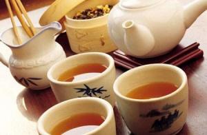 办公室女性应喝的清肝明目茶