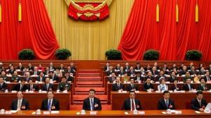 十二届全国人大二次会议在京闭幕