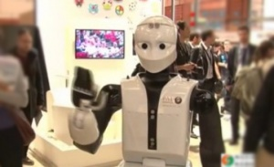 法国:创新机器人神通广大