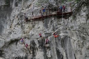 第七届中国百色乐业国际山地户外挑战赛闭幕