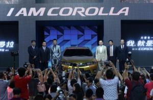 全新第11代COROLLA卡罗拉上市
