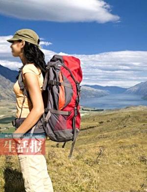 女子独自旅行潇洒还是冒险
