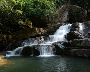八寨沟:钦州山水名片