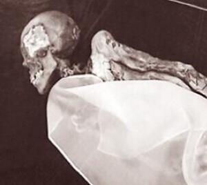 """2500年前""""冰雪公主""""死因查明:吸食大麻致死"""