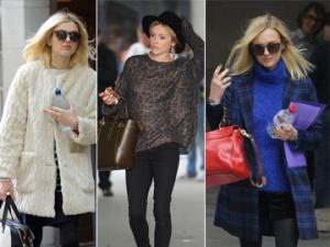 秋冬怎么穿才够时尚?时尚达人来示范