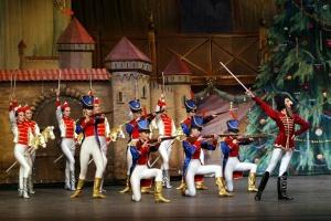 俄罗斯芭蕾舞《胡桃夹子》