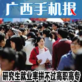 【教育】研究生就业率低于高职高专