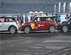 8厘米!中国车手打破最小间距飘移入位世界纪录