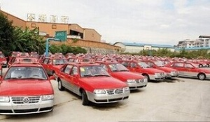 南宁新增200辆油气出租车