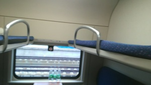 【记者体验贵广高铁广西段】现代化的卧铺
