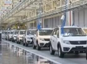 柳州今年第200万辆汽车下线