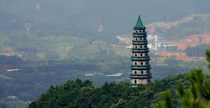 广西南宁青秀山风景区