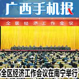 【时政】全区经济工作会议在南宁举行