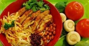 桂林品尝酸辣美食