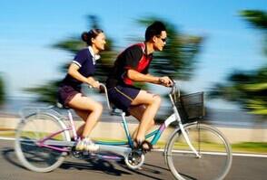 骑电动车安全和自我保护
