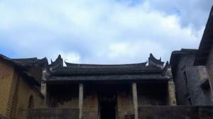 青砖瓦房甘氏宗祠
