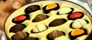 """""""女神""""巧克力 用心的味道"""