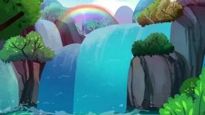 第25集 德天瀑布 天然山水画廊
