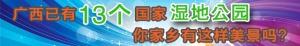 掌上赏图:广西13个国家湿地公园风光