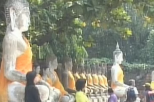节日30万中国游客赴泰旅游
