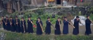 贵州苗族芦笙节 热烈又壮观