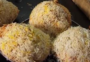 莫卧儿时代的美食印度炒饭