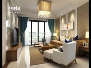南宁凤景湾140平米装修案例欣赏