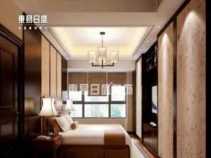 南宁凤景湾新中式装修案例