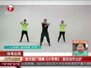 官方版广场舞《小苹果》 规范动作出炉