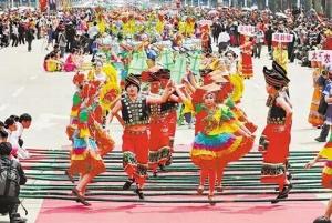 三月三 去广西这些地方好玩不要钱