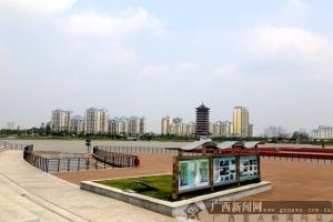[缤纷钦南]白石湖:打造一张美丽的城市名片(图)