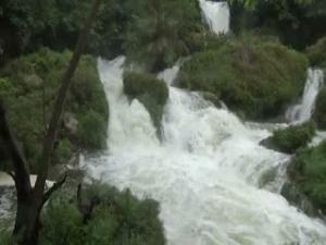 龙州响水瀑布景区新印象