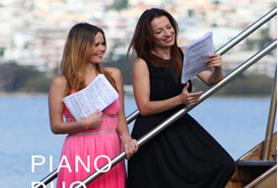 希腊爱琴海双钢琴音乐会