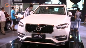 百万级别豪车沃尔沃XC90升级版降临南宁