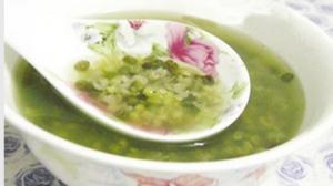 绿豆汤的食用禁忌