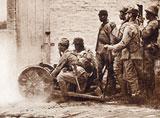 图说南宁抗战事之二 日军在邕烧杀抢淫罪行不可恕