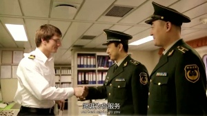 《梦想・与世界同行》中国边检形象宣传片