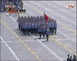 抗战胜利70周年纪念大会(下)
