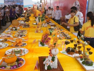 东南亚国际旅游美食节南宁开幕