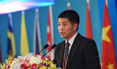 徐峰在中国—东盟信息港论坛:打击网络犯罪讨论会上发言