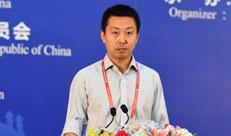 金驰在中国—东盟信息港论坛:加强交流合作繁荣网络文化讨论会上发言