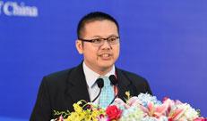 黄奕瑞在中国—东盟信息港论坛:加强交流合作繁荣网络文化讨论会上发言