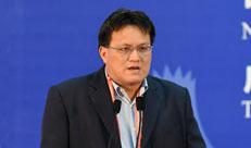 索匹库·斯瓦拉克在中国—东盟信息港论坛:打击网络犯罪讨论会上发言