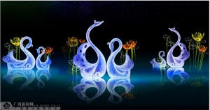 【回顾】2015中国柳州国际水上狂欢节灯会